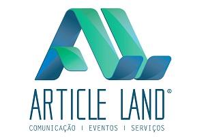 logo articleland agencia de comunicação eventos e serviços
