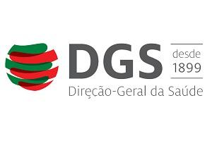 logo Direção Geral da Saude Portugal
