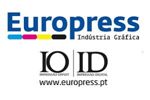 logotipo Europress