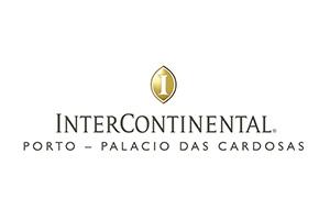 Logotipo Intercontinental Porto Palácio das Cardosas