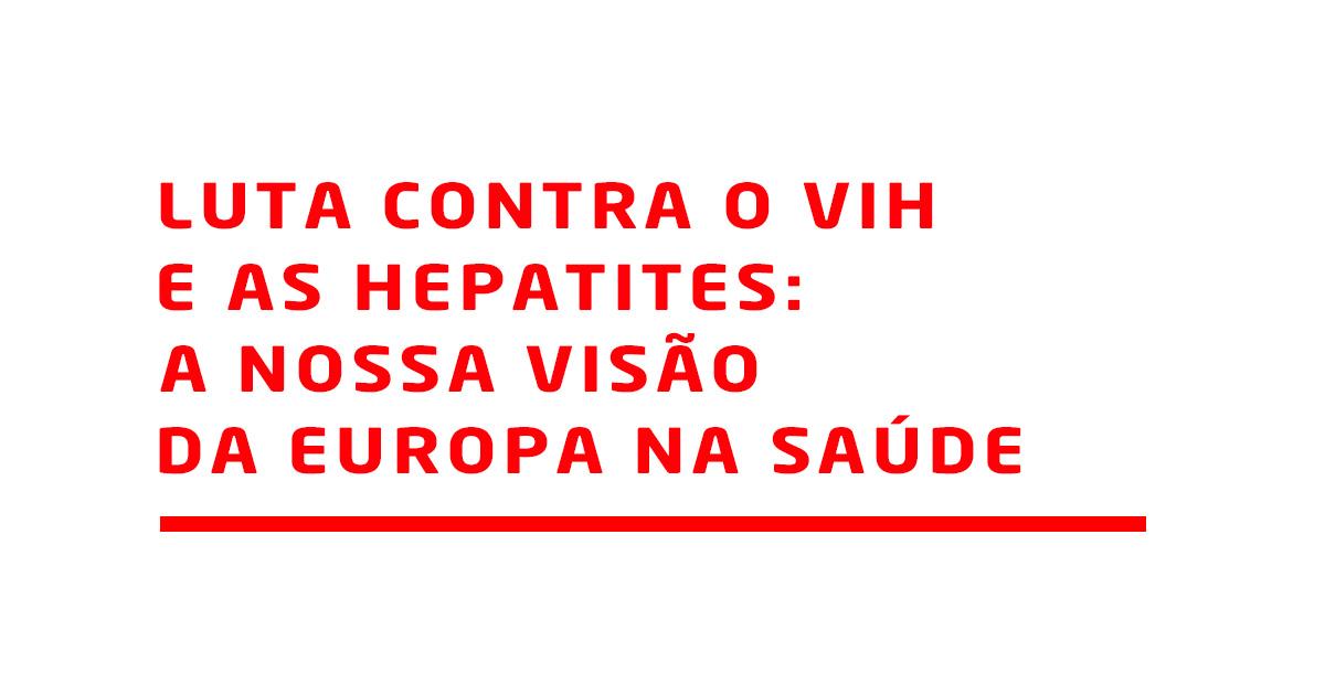 Para uma Europa com Saúde | #Eur4Health