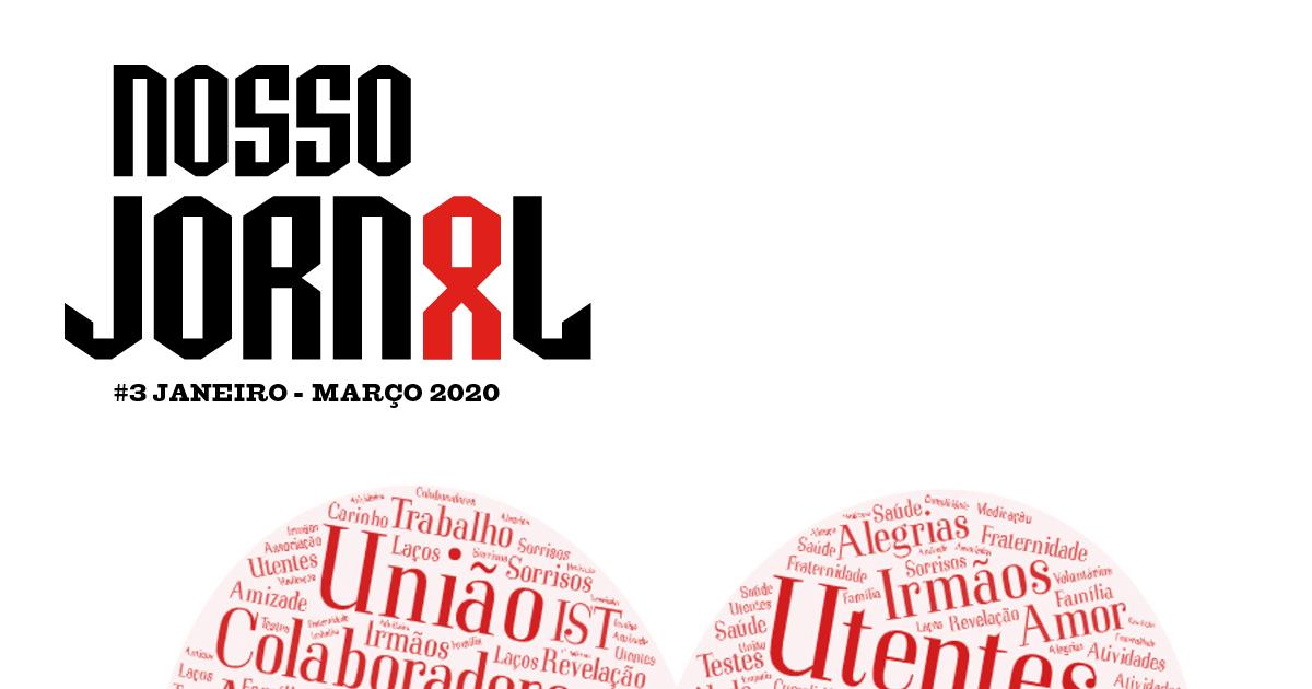 Capa Jornal Abraco 2020
