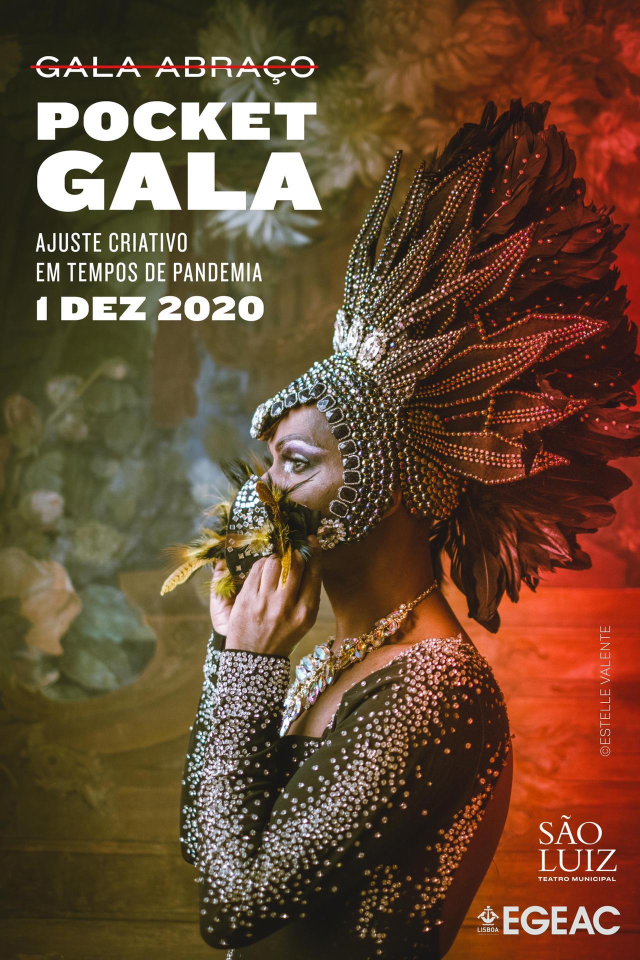 Substituição da 28º Gala Abraço por Pocket Gala Digital
